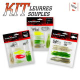 KIT LRF - Sada gumených nástrah Light Rock Fishing