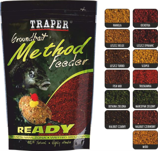 Method Feeder Ready mix