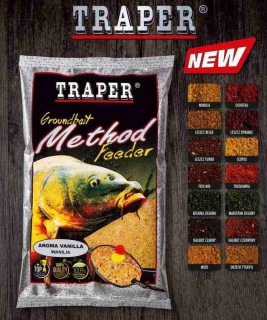 Method Feeder mix 750g