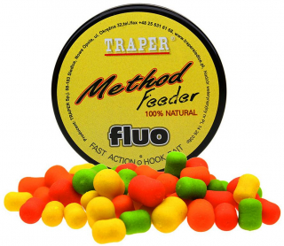Fluo Pellets Method Feeder