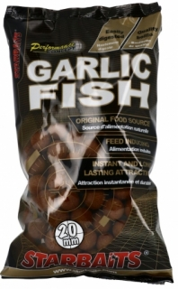 Boilies Garlic Fish 20mm 1kg