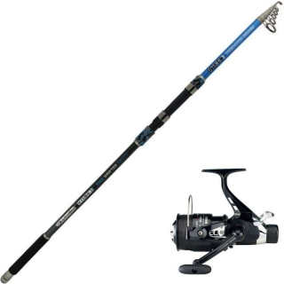 Strike Pike Drifter 3,5m + Aka HRS 60