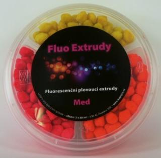 Fluo extrudy 3x80ml