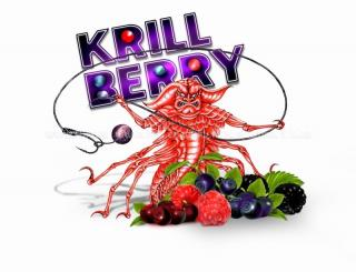 Pelety KrillBerry NIKL 1kg 18mm